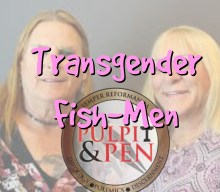 Transgender Fish-Men, Abortion, Insurrection