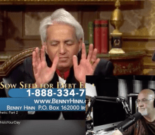 Benny Hinn Repents Then Returns To His Sin!