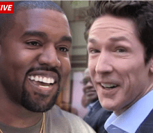 Kanye West Brings His Sunday Service To Joel Osteen's Lakewood Church