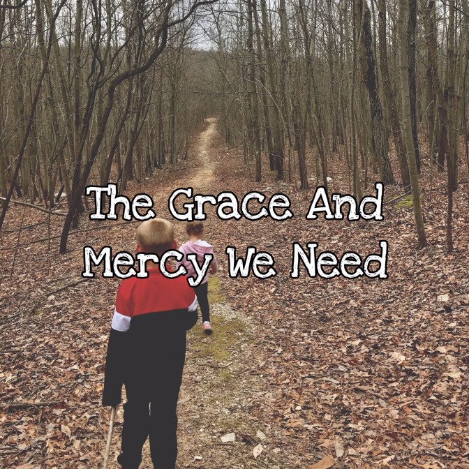 KIDScast#66 The Grace And Mercy We Need