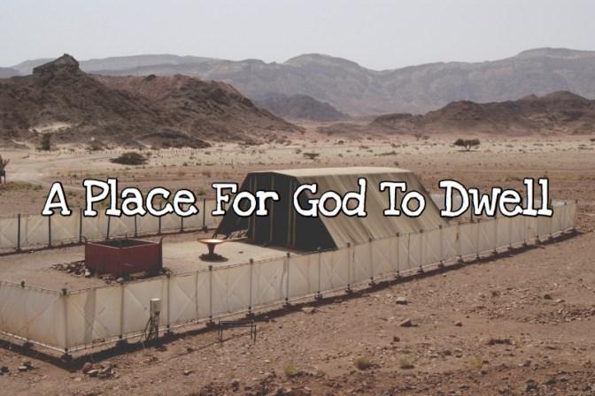 KIDScast#57 A Place For God To Dwell