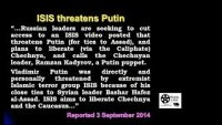 Bible Prophecy Who are 'ISIS' ISLAMIC STATE