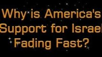 WHY IS AMERICAS SUPPORT OF ISRAEL
