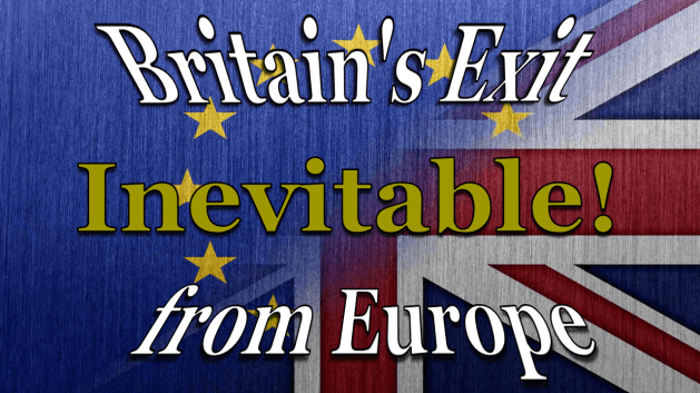 Britains exit from europe?