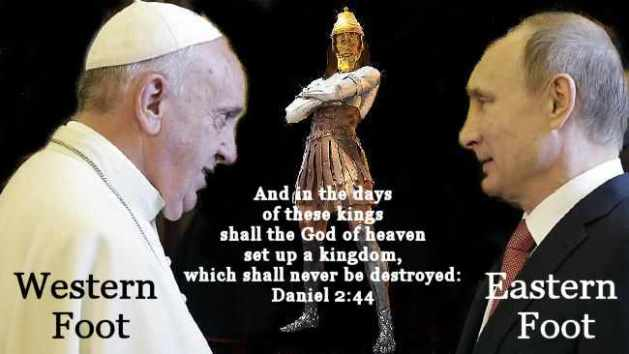 Pope and Patriarch Unite in Christian Crusade with Putin as Champion