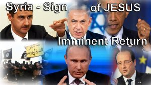 Syria: Sign of the imminent return of Jesus! - Andy Walton