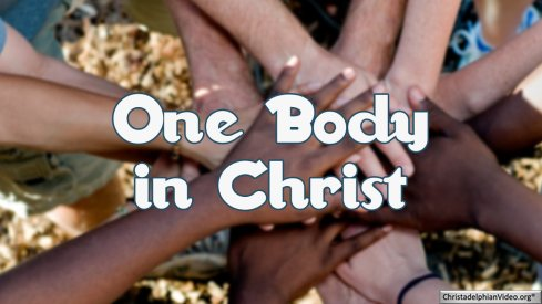 one body in Christ cover