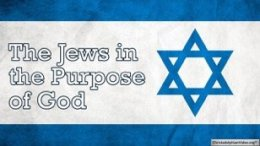 The Jews in the purpose of God