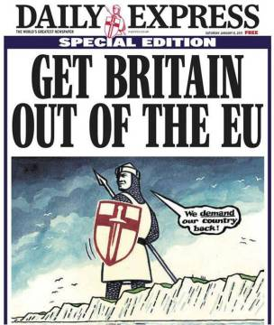 29 DAYS to SAVE Britain We MUST take control of our country back