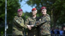 Germany Is Taking Over the Dutch Army