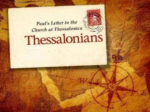 The First Epistle to the Thessalonians (4 Parts)