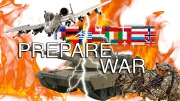 Prepare for War: Wake up the Mighty Men