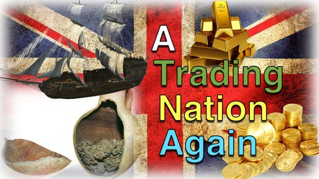 Britain Exits Europe and becomes a trading Nation again...