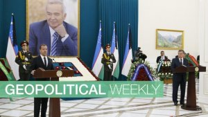 STRATFOR: A New Round in the Great Game Begins