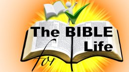 The Bible:  Our Manual for Life - Video post