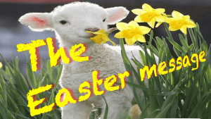 What does Easter Mean to you? Video post