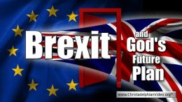 Brexit and God's future plan for Tarshish!