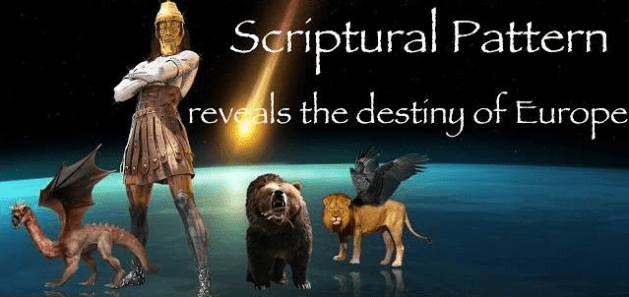 MUST SEE! Prophetic Scriptural Pattern reveals the destinyof Europe: