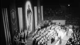 Shocking Footage! Nazi rally at Madison Square Garden -'A Night at the Garden' 1939