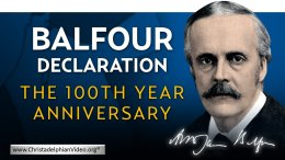 Christian Zionism and the Balfour Declaration