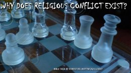 Why Does Religious Conflict Exist? Isaiah 2