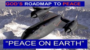 God's Road Map to peace!