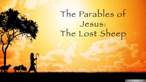 The Parables of Jesus: The Lost Sheep Video Post