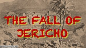 The Fall Of Jericho - Video post