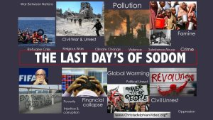 Last Day's of Sodom -Article by Sister Beulah Edwards