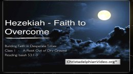 Hezekiah - Faith to Overcome: 6 Videos - Jason Hensley