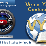 Virtual Youth Conference 2020: Tuesday 4th August