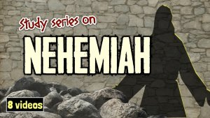 Virtual Youth Study Group; Nehemiah Youth Study Series: 8 videos