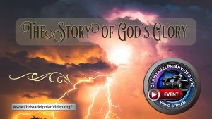 The Story of God's Glory.