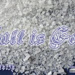 "Daily Readings & Thought for September 21st. ""SALT IS GOOD"""