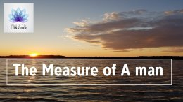 Pause to consider #28: The Measure of Man