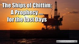 *MUST SEE!!* The Ships of Shittim A Endtime Prophecy of the Last Days 'Mid Oct Update'