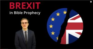 Brexit in Bible Prophecy- Britain as Tarshish - let's look at the evidence?