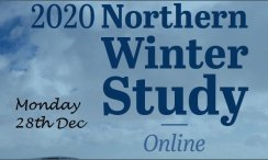 ONLINE NORTHERN WINTER STUDY 2020  (Mon 28th Dec)