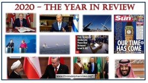 ** Must See** 2020 Review: The Year and Bible Prophecy. AMAZING!!!!
