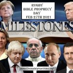 Rugby Bible Prophecy Day 2021 'The Times of the Gentiles being Fulfilled'