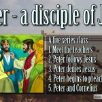 Lesson from the Bible for Children: 'Peter' – 4 Videos