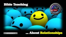 Bible Teaching about Relationships.