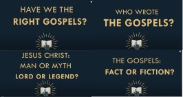 The Gospel Online -  Is the New Testament Reliable? 4- Videos