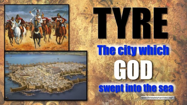 """""""Tyre – The City Which God Swept Into The Sea"""""""