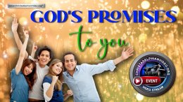 God's Promises To You