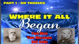 Where it all began, Two men Two missions One Goal #1 Bro Thomas part 1