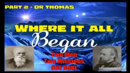 Where it all began, Two men Two missions One Goal #2 Bro Thomas Part 2
