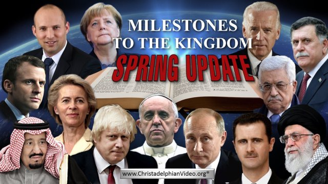 Out Today - Milestones Bible Magazine article Spring 2021
