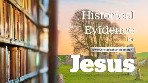 Is there Historical Evidence for Jesus?