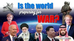Is the world preparing for war?